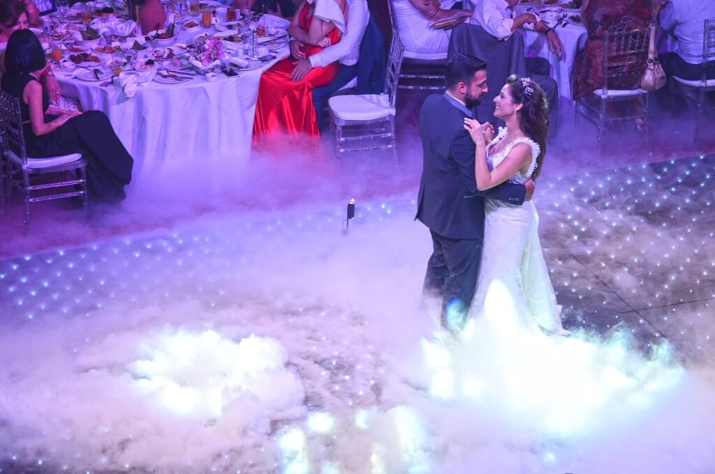 Palladio Ballroom your indoor wedding and event venue in jounieh Lebanon. Bride & Groom
