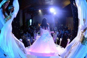 Palladio Ballroom your indoor wedding and event venue in jounieh Lebanon. Shining like a Queen