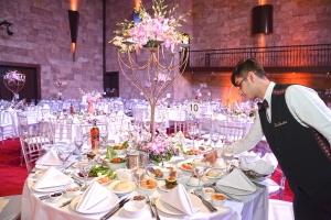 Palladio Ballroom your indoor wedding and event venue in jounieh Lebanon. Service