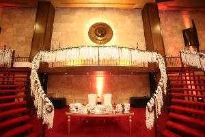 Palladio Ballroom your indoor wedding and event venue in jounieh Lebanon. Stairway