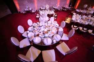 Palladio Ballroom your indoor wedding and event venue in jounieh Lebanon. table setup
