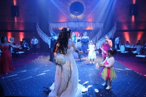 Palladio Ballroom your indoor wedding and event venue in jounieh Lebanon. bride